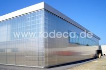 composite facade cladding PC 5540-4 rodeca