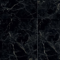 composite mineral floor tile (100% recyclable) INSIGHT MINERAL : MARBLE BLACK Gerflor - Residential Flooring
