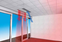 concealed air curtain for suspended ceiling AR 300 FRICO