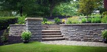 concrete block for retaining walls BELAIR&amp;trade; WALL Belgard Hardscapes