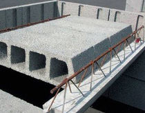 concrete interjoist (for floor with girder-slab)  Perin
