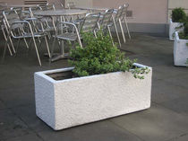 concrete planter for public spaces  Sklocement Plus
