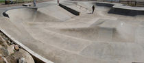 concrete skatepark SILVERTHORNE, CO TEAM PAIN