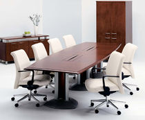conference chair with casters MOTTO  Arcadia Contract