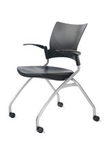 conference chair with casters RELAY SitOnIt Seating