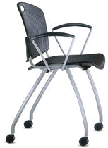 conference chair with casters ANYTIME SitOnIt Seating