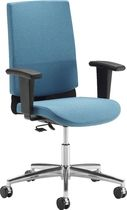 conference chair with casters SLIM CONFERENCE ISKU