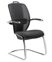 conference sled base chair XTEN by Pininfarina Ares Line