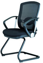 conference sled base chair I-MESH Innoplan