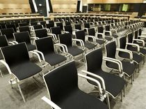 conference stacking chair ZENO by Wolfgang Mezger Artifort