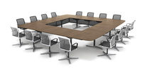 conference table FILO Bene