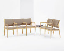 connected chairs AMBIENT by Francisco Romero  Arcadia Contract
