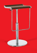 contemporary adjustable bar stool BONITA by Sergio Giobbi Origlia