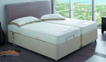 contemporary adjustable electric double bed CLASSIC : DIAMOND Dunlopillo