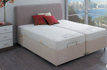 contemporary adjustable electric double bed CLASSIC : FIRMREST Dunlopillo