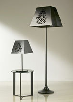 contemporary aluminium floor lamp DAMASCO MAGGIONI