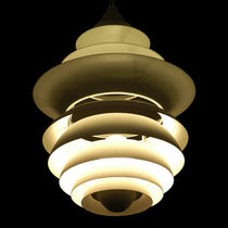 contemporary aluminium pendant lamp P-299 WINONA LIGHTING