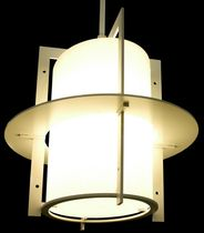 contemporary aluminium pendant lamp P-224 WINONA LIGHTING