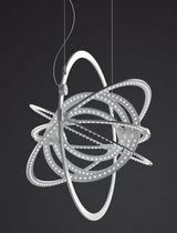 contemporary aluminium pendant lamp COPERNICO 500 by Carlotta de Bevilacqua Paolo DellElce Artemide