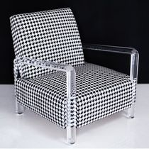 contemporary armchair WILSON Haziza