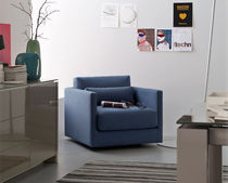 contemporary armchair IRMA by S.T.C. Calligaris Italian home design since 1923