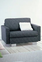 contemporary armchair FLOW DESIGNERS GUILD