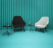 contemporary armchair ABOUT A LOUNGE CHAIR by Hee Welling Hay a/s