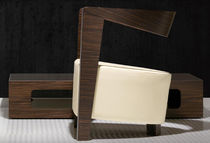contemporary armchair VEGA PSM