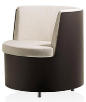 contemporary armchair TUBO PSM