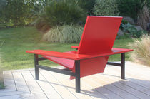 contemporary armchair SWEETCH18 by Benoit Lienart Outdoorz Gallery