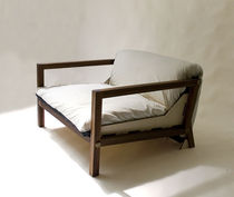 contemporary armchair bed D3 by Paolo Cogliati TOTEM