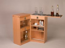 contemporary bar cabinet 7712 dyrlund