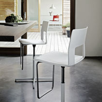 contemporary bar chair KOBE by Piergiorgio Cazzaniga DESALTO spa