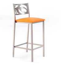 contemporary bar chair STOOL ALEXIA 63 Vimens