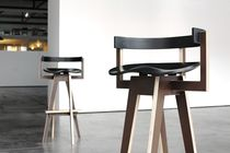 contemporary bar chair XEMEI by Juan Pablo Quintero  Arre Agency