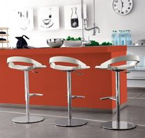 contemporary bar stool EGO-E-SG by Nicola Cacco Domitalia