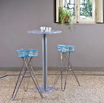 contemporary bar stool TOM DON Sturmundplastic by La Rosa S.p.A