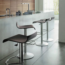 contemporary bar stool PAM by Claudio Dondoli & Marco Pocci Ligne Roset France
