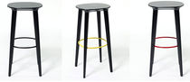 contemporary bar stool AUDREY by Svensson/Wingård 2009 Naught One