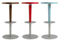 contemporary bar stool PERCH Room B