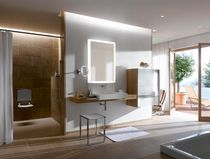 contemporary bathroom PLAN B_FREE  KEUCO