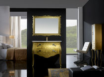 contemporary bathroom CONJUNTO PARIS 110 CM. ORO FANTASY MACRAL