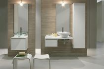 contemporary bathroom MILANO 50 E 90 CON COLONNA E SGABELLI Adatto Casa