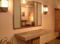 contemporary bathroom  madastone