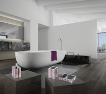 contemporary bathroom VENETIAN The Glass Radiator Company