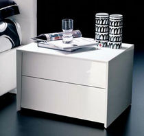 contemporary bed-side table ISACCO BONTEMPI CASA
