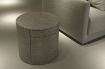 contemporary bed-side table REDONDA ALTERNATIVE MOBIL FRESNO
