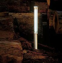 contemporary bollard light for public spaces BEAM POLLER 100 IP44 Schmalhorst