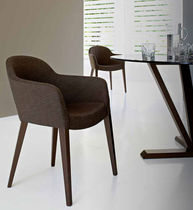 contemporary bridge armchair GOSSIP by Edi &amp; Paolo Ciani Calligaris Italian home design since 1923