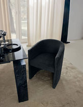 contemporary bridge armchair X : RING EGO zeroventiquattro